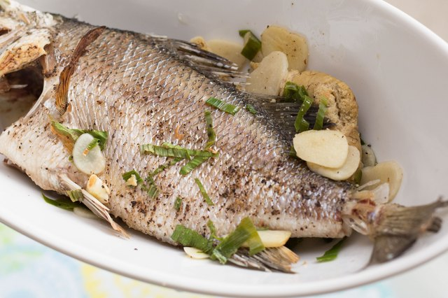 How to Bake Ocean Perch