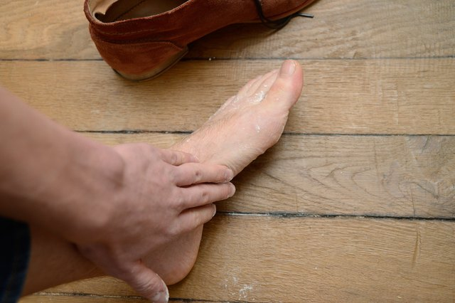 How to Get Rid of Sweaty, Smelly Feet