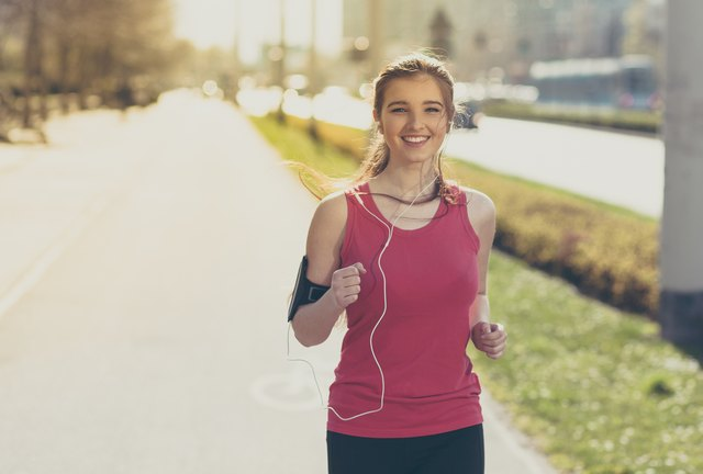 Moderate daily exercise keeps depression at bay.
