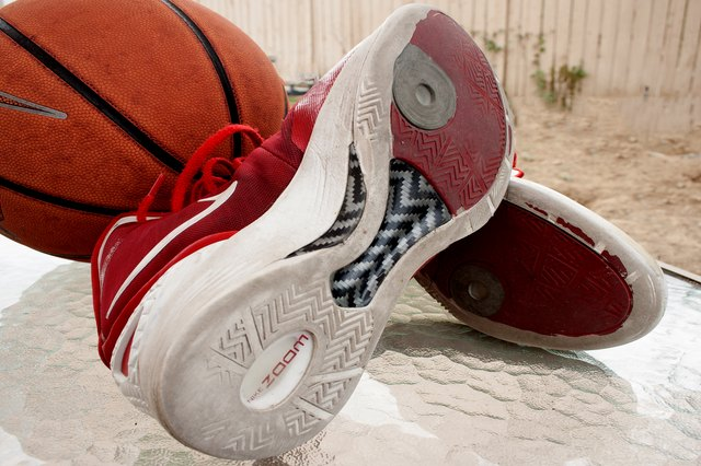 How To Get Better Grip From Basketball Shoes Livestrong Com