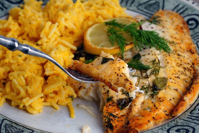 How to bake or broil tilapia livestrong com for Baking frozen fish