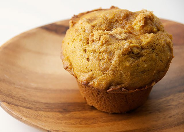 Whip up these mouth-watering pumpkin muffins in 2 minutes!