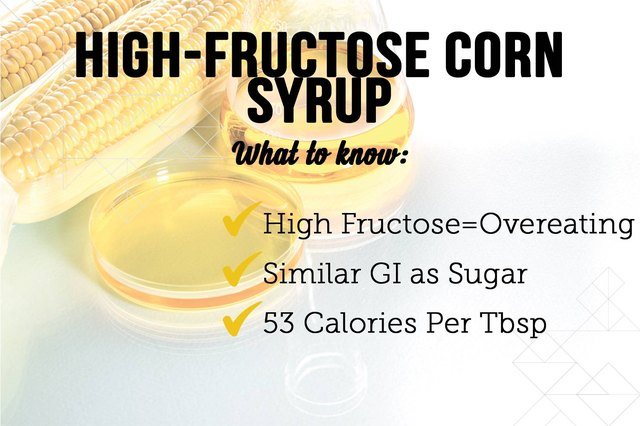 Getty Images - High-Fructose Corn Syrup