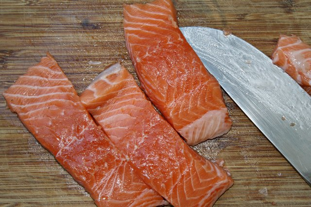 How to Bread & Cook Salmon
