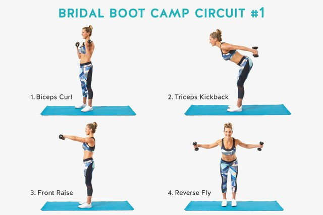 A simple, 4-move circuit.