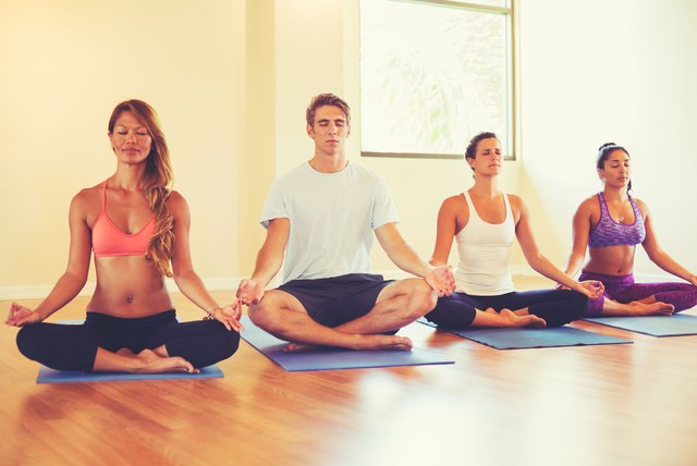 Routine meditation is linked with improved immune function and moods.