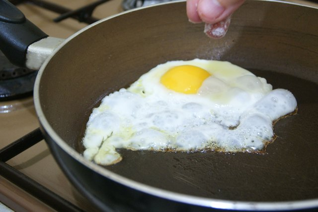 How to Cook an Egg Over Hard