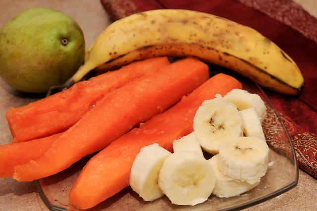 Foods and Drinks High in Potassium