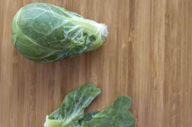 How to Juice Raw Brussels Sprouts