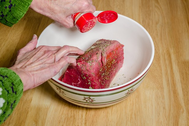 How to Cook a 2-Lb. Beef Roast