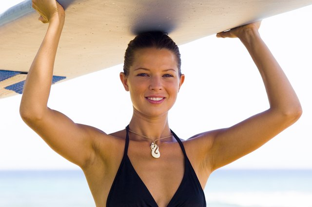 Nurture your physical, emotional and spiritual health, and a bikini-ready body will follow.