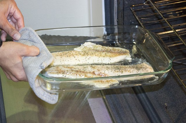 How to Cook Grouper in the Oven