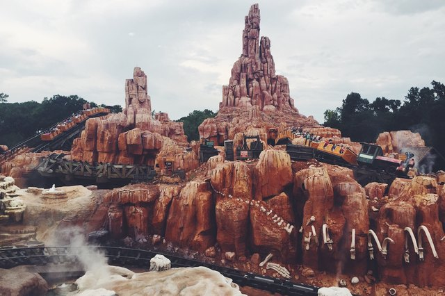 Not only did Dr. David Wartinger's patients report passing kidney stones after riding a roller coaster, they also consistently and specifically named Big Thunder Mountain at Walt Disney World in Orlando, Florida.