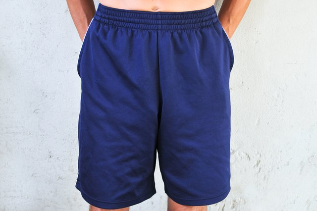 How to Tie Basketball Shorts