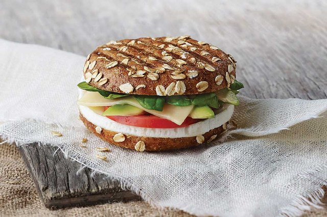 Avocado on a breakfast sandwich? Done!