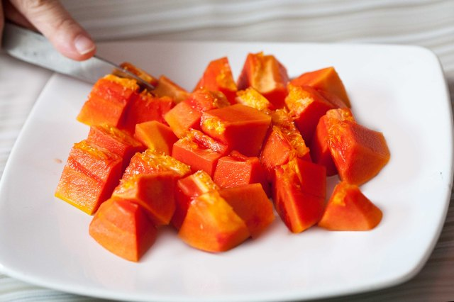 Homemade Papaya Face Masks