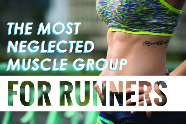 Runners: Don't leave your abs out of your strength-training routine!