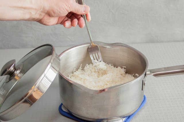 How to Fix Wet Cooked Rice