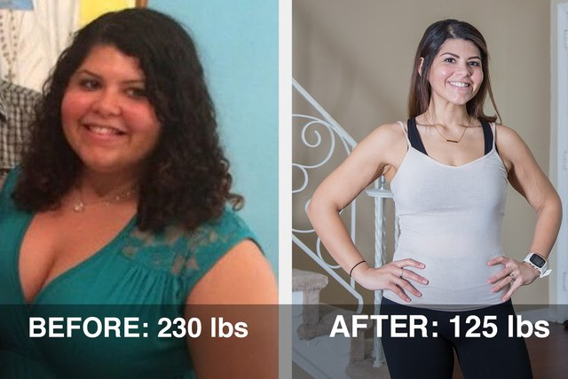 Janice has lost 105 pounds since she began making health-conscious changes in her life.