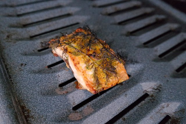 How to Grill a Fish in the Oven