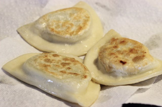 How to Pan-Fry Pierogies