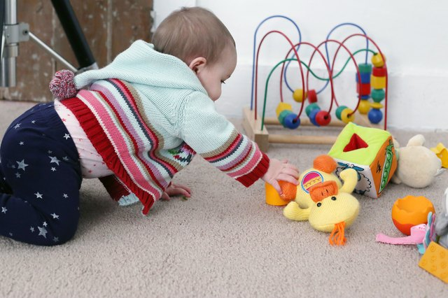 Games to Play with an 8-Month-Old