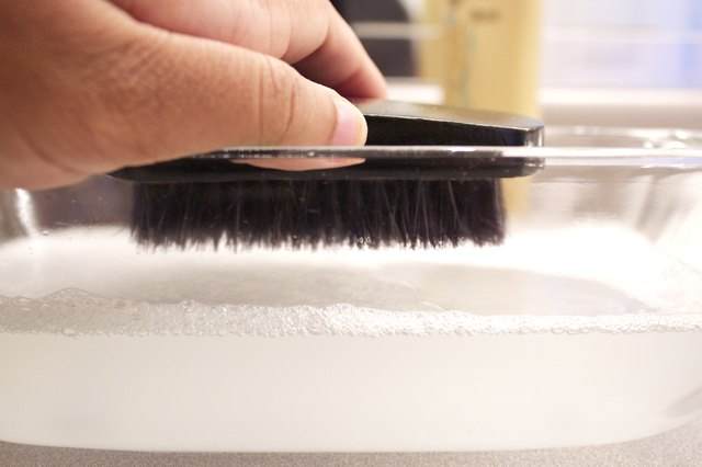 How to Clean a Boar Bristle Hairbrush