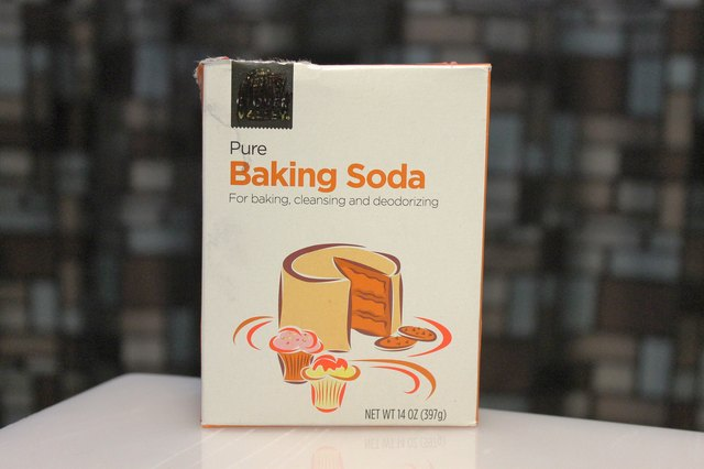 Baking Soda Hair Treatment