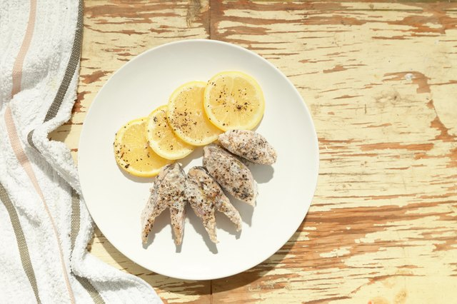 How to Cook Yellowtail in the Oven