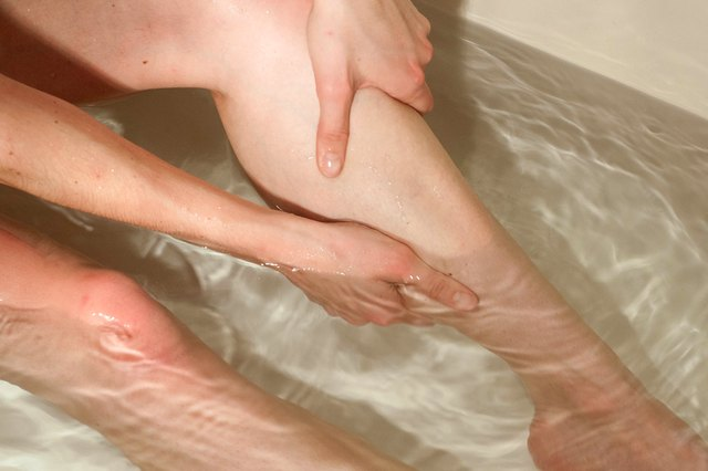How to Treat Sore Legs After Running