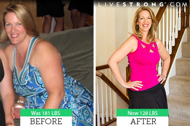 Cindy lost 50 pounds and dropped 5 sizes!