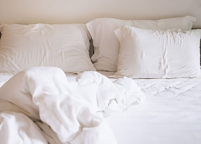 The quality of your mattress can affect your sleep.