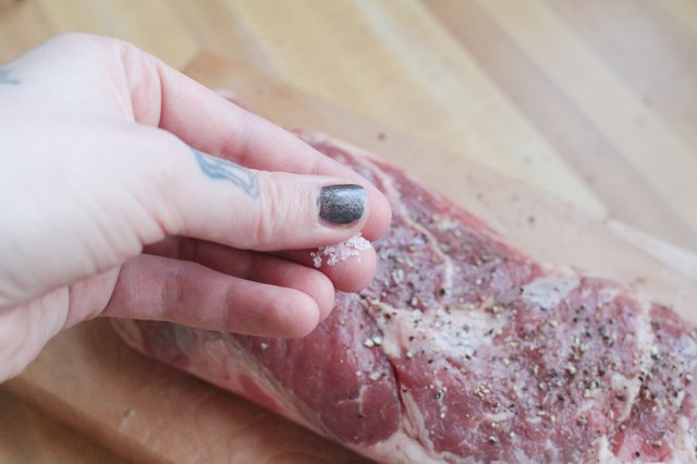 How to Cook an English Cut Beef Chuck Shoulder Roast