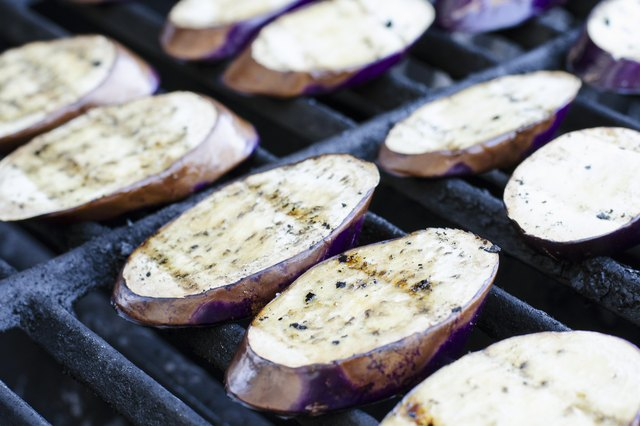 How to Cook Purple Chinese Eggplant