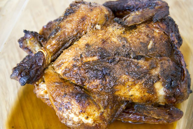 How to Grill Chicken on a Weber Gas Grill