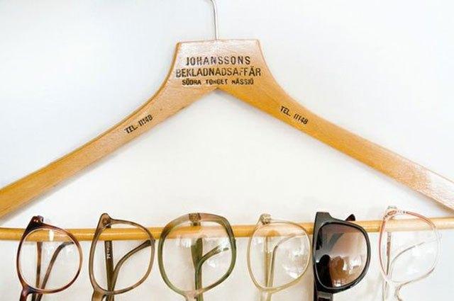 Get creative your broken hangers.