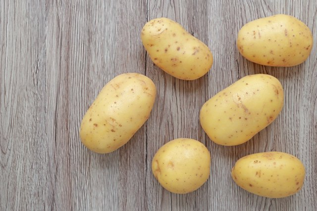 When cooked and cooled, starchy foods are higher in resistant starch than when not cooled.