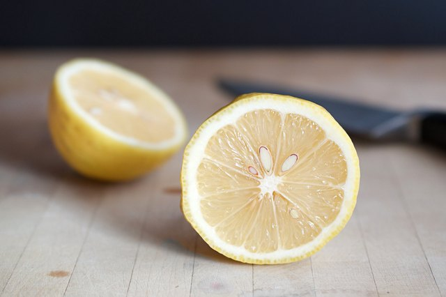 The Skin Benefits of Lemons and Yogurt