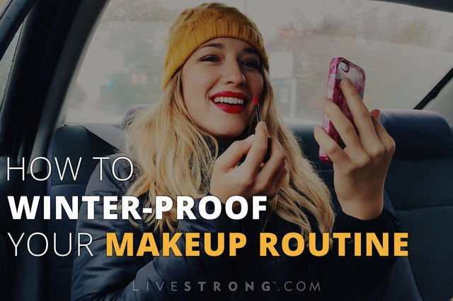 Put your best face forward with these winter-proof makeup tips.