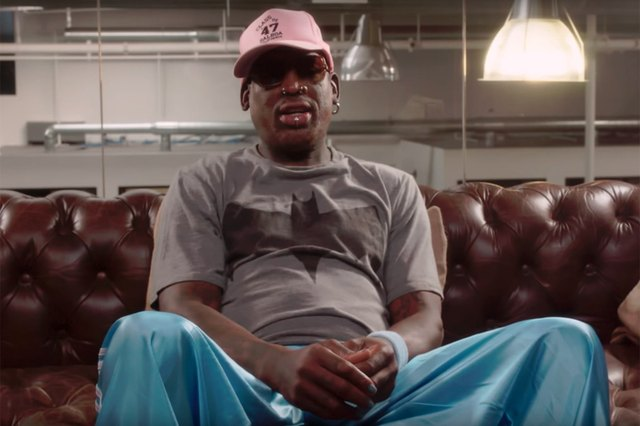 Dennis Rodman gives the low down on mangled members to Viceland.