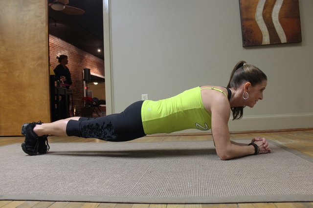 What Are the 4 Main Benefits of the Plank Exercise?