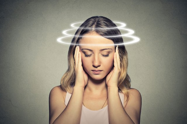 Vertigo can be caused by a stroke or tumor.