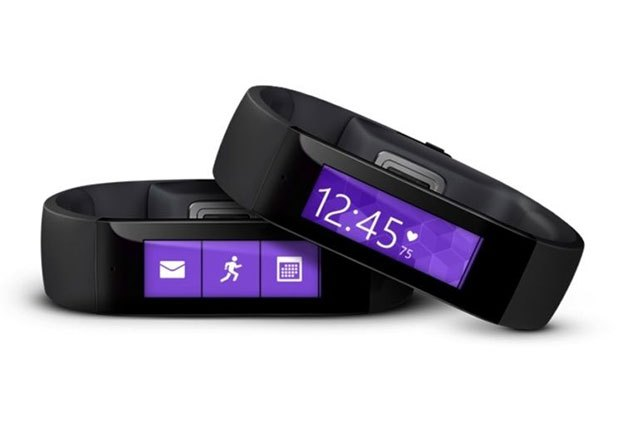 The Microsoft Band tracker does a little of everything, but has a short battery life.