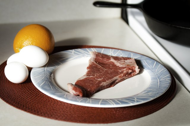 How to Cook a Breakfast Steak