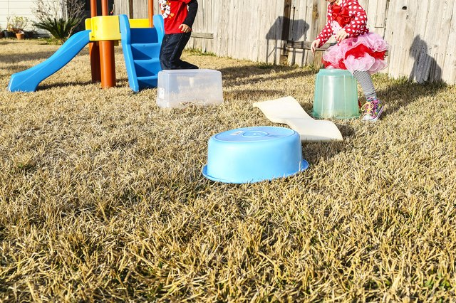Fun Outdoor Games for Kindergarteners