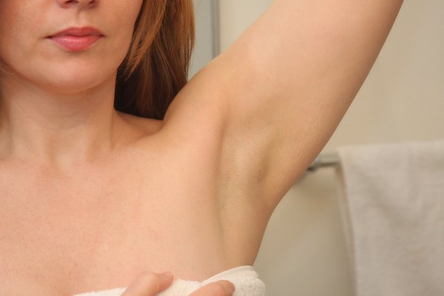 How to Prevent Armpit Stains on White Shirts