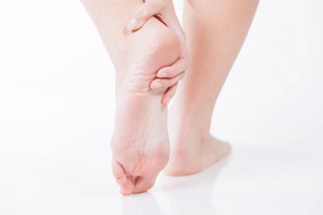 Prediabetes can cause nerve damage leading to burning pain in the feet.