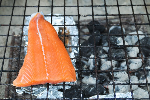 How to Smoke Fish on the Weber Grill