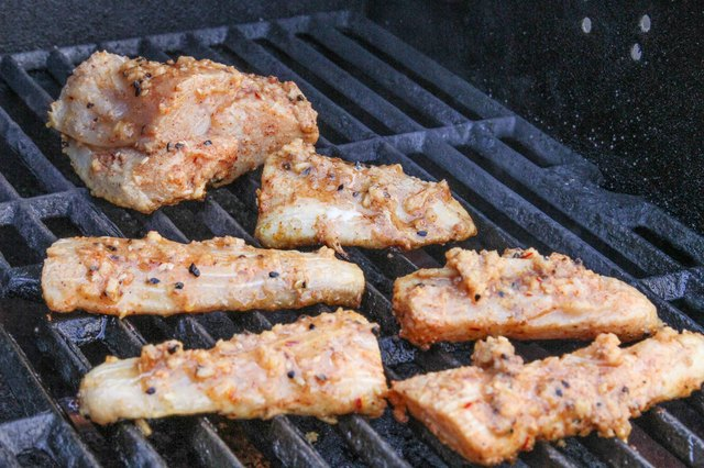 How to Grill Mahi Mahi With the Skin