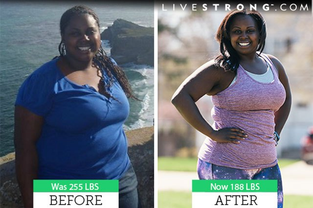 It took Sheena 13 months to initially lose 100 pounds.